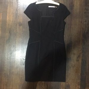 Marc New York by Andrew Marc Black Dress